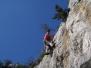2008 - Arrampicata sul monte Tifata