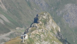 Panorama del rifugio