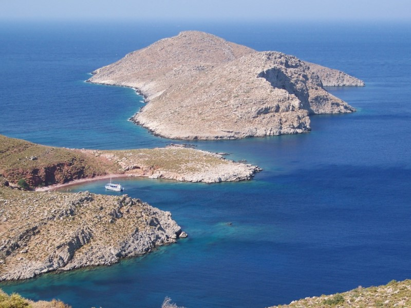 L'isoletta di Gaidaros
