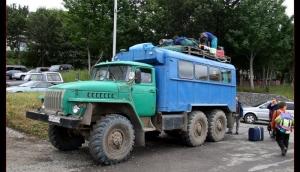 03_Petropalovsk - Il camion