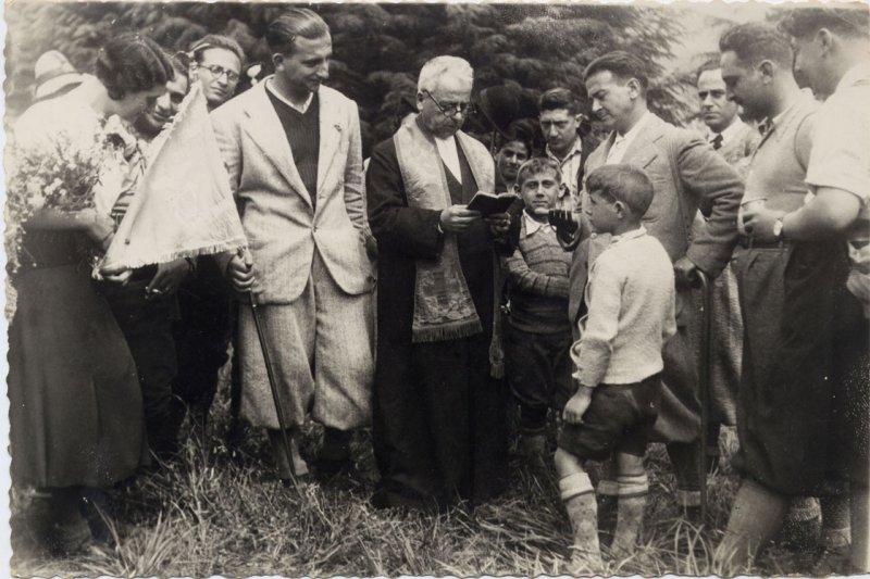 Fondazione della sezione stabiese del CAI (1935)