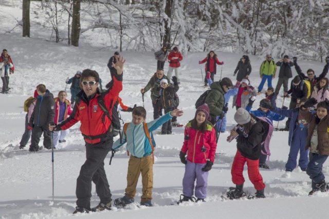 Domenica 24 Febbraio – Alpinismo Giovanile