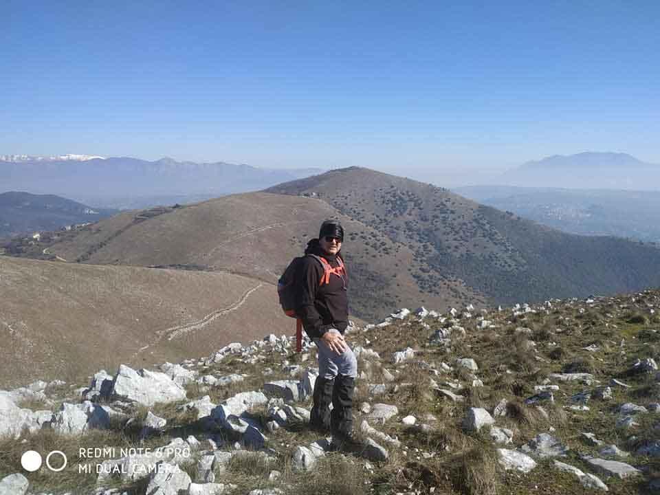 Escursione 14 Gennaio