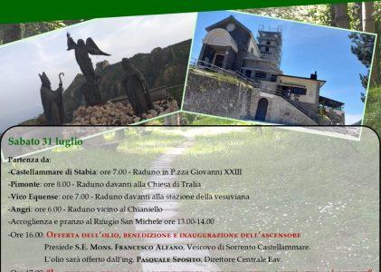 XVI Cammino dell'Angelo – 31 lug/1 ago